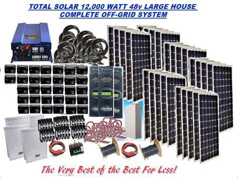 diy whole house solar system portable solar solutions total solar technologies
