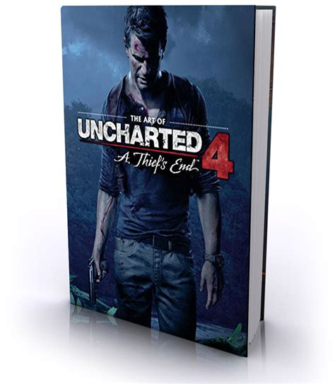 the art of uncharted the art of uncharted 4 fine di un ladro multiplayer edizioni