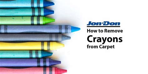 Remove Crayon From by How To Remove Crayon From Carpet Jon Don