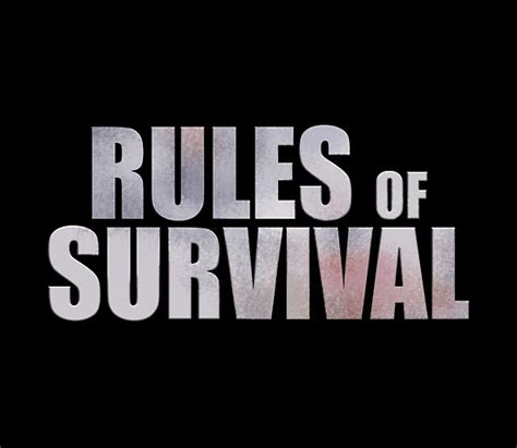 rules of survival quot rules of survival battle royale game quot posters by