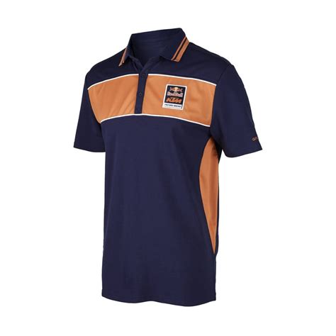 Ktm Clothes Ktm Bull Polo Shirt Dirtnroad Lifestyle Apparel