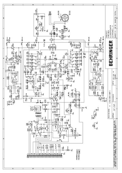 behringer ep service manual repair schematics
