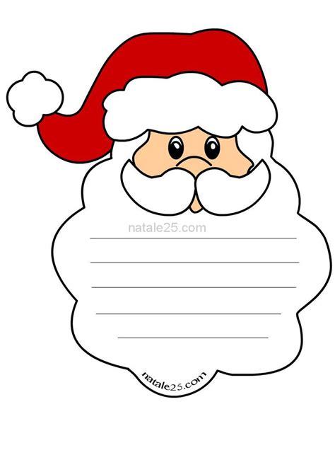lettere di natale da stare lettere di natale da stare gratis 28 images letterine