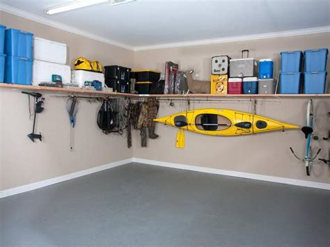 4 garage shelving ideas you haven t thought about