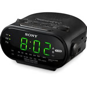 machine sony alarm clock new sony icf c318 machine auto time set dual alarm