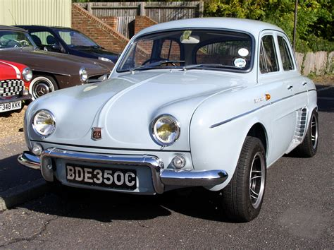 renault dauphine gordini 1964 renault 8 gordini related infomation specifications