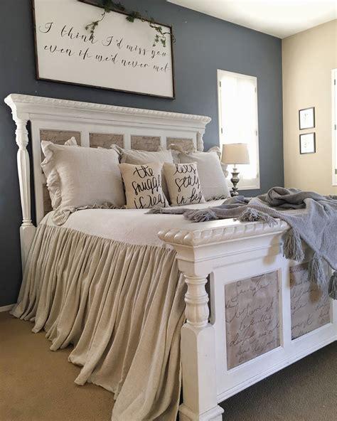 Farmhouse Style Bedroom Decor by Cozy Farmhouse Master Bedroom Design Ideas 551 Fres Hoom