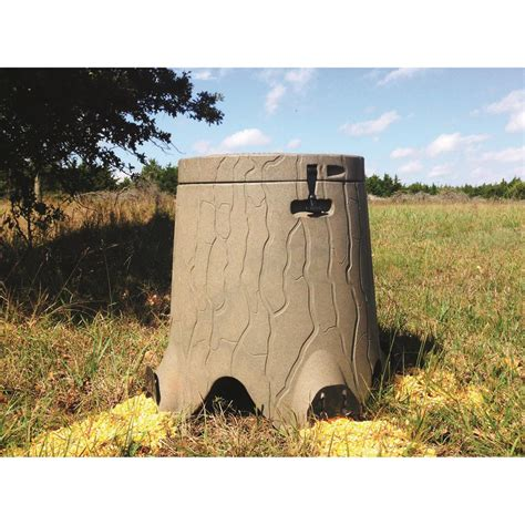 Deer Feeders For Sale Near Me American Feeder With Timer And Varmint Guard