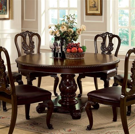 cherry dining room tables dining room astonishing cherry wood dining table solid