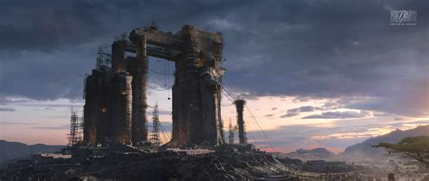 anthony eftekhari matte painter concept artist