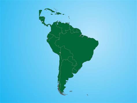 america map vector south america