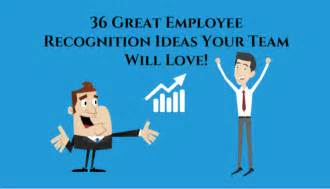 36 great employee recognition ideas your team will love david