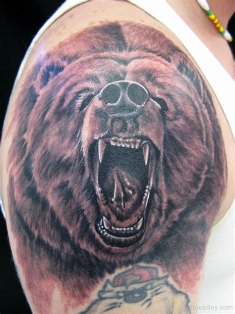 bear tattoo designs tattoos designs pictures page 4