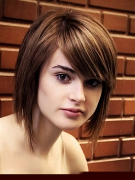 haircuts for thin hair round face 2015 best hairstyle for a round face male models picture