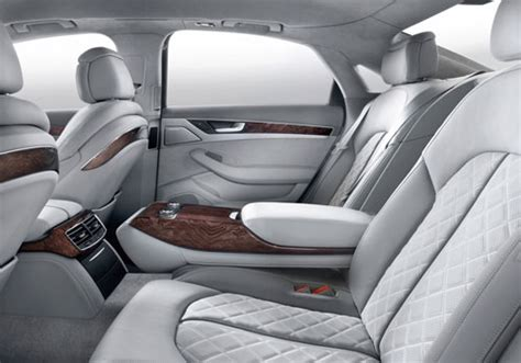 Audi A8 Back Seat by The Gallery For Gt Audi A8 Interior Back Seat