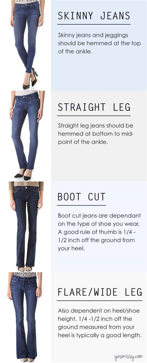 What Is Your Favorite Hem Length by A Complete Guide On How To Hem Yes