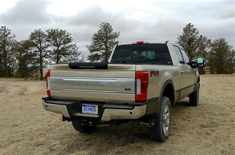 Ford F250 Review by 2017 Ford F 250 Duty Review