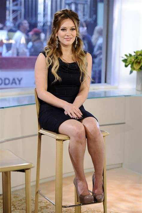 Hilary Duff Keeps Clothes On For Fhm by Hilary Duff On Hilary Duff Hilary Duff Style