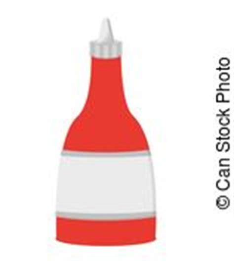 sriracha bottle outline sauce vector clip eps images 9 789 sauce