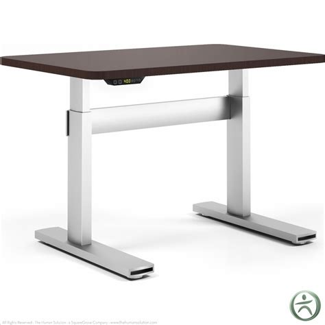 Steelcase Standing Desk by Shop Steelcase Series 7 Electric Height Adjustable Desk