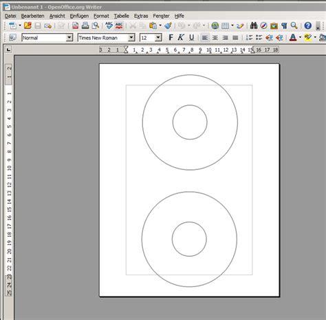 Indesign Cd Vorlage cd cover drucken 10 einfache varianten