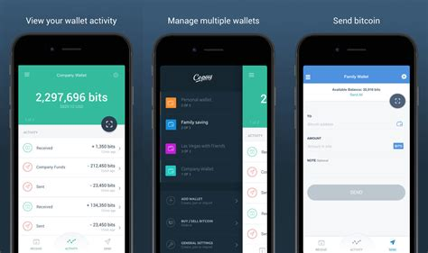 bitcoin wallet android 12 best mobile bitcoin wallet apps for ios and android