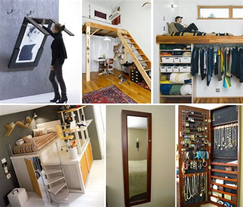 house hacks small space hacks 24 tricks for living in tiny apartments