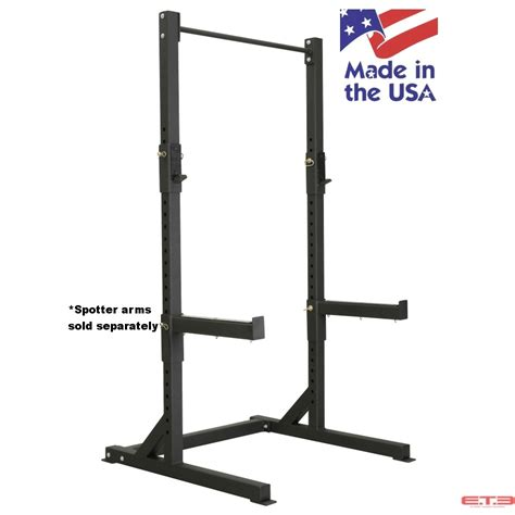 squat rack usa made equipment