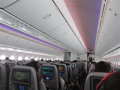 Qatar Airways Cabin Baggage by Review Of Qatar Airways Flight From Doha To Madrid In Economy