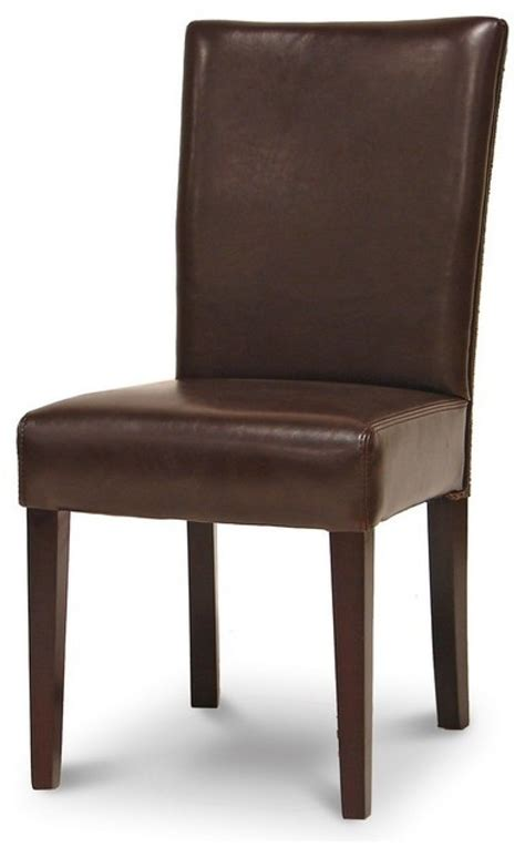 contemporary dining side chairs palecek hudson woven back side chair in brown
