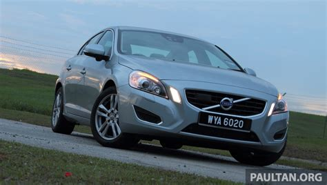 Volvo S60 T5 Review Volvo S60 T5 Test Drive Review 240hp 320nm Image 224379