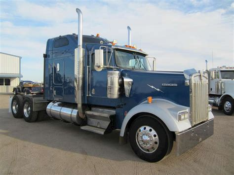 2005 kenworth for sale 2005 kenworth w900l sleeper truck for sale 921 000 miles