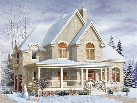 house plan of the week house plan of the week quot picture perfect country manor quot drummond house plans blog