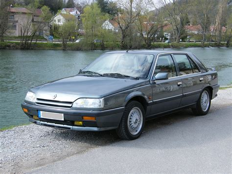 Renault 25 V6 Turbo Image 37