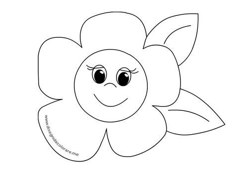 fiore disegno da colorare disegno fiore di primavera da colorare disegni da colorare