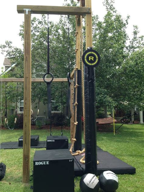 backyard gym ideas pinterest the world s catalog of ideas