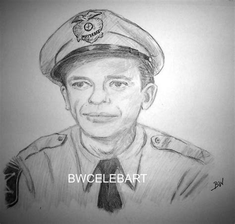 Ppencil Barney 121 best the andy griffith show images on drawings in pencil graphite drawings and