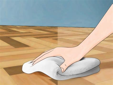 Or Clean How To Clean Linoleum Floors 9 Steps With Pictures Wikihow