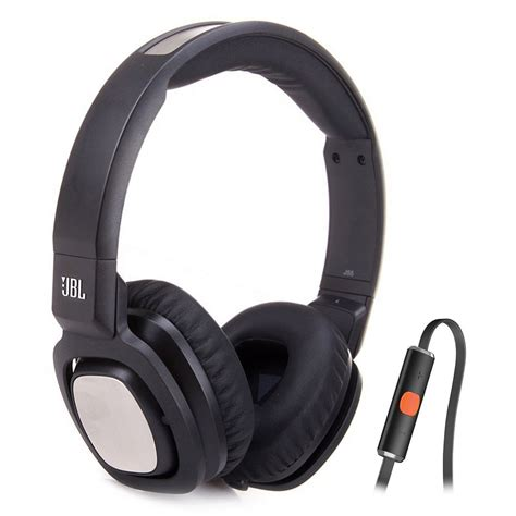 Headphone Jbl J55i Buy Jbl J55i Blk On Ear Headphone With Mic In India