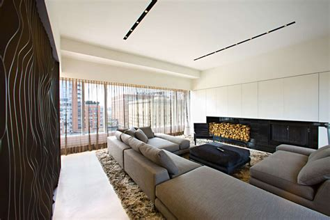 best home design nyc innocad s ultra modern chelsea penthouse pays homage to