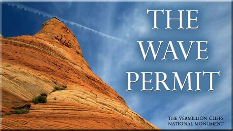 Waves In The how to get the wave hiking permit in kanab utah