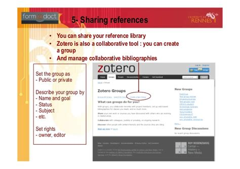 zotero guide tutorial slides zotero wokshop 2016