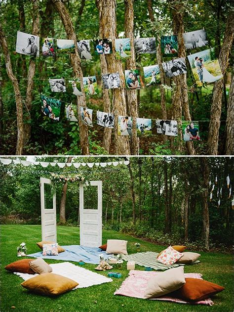 backyard picnic ideas 17 best ideas about picnic bridal showers on pinterest