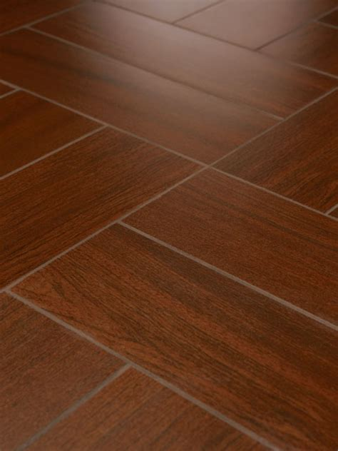 if you want that wood look in your bathroom but want the durability of porcelain this crossville