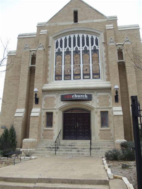the church dallas
