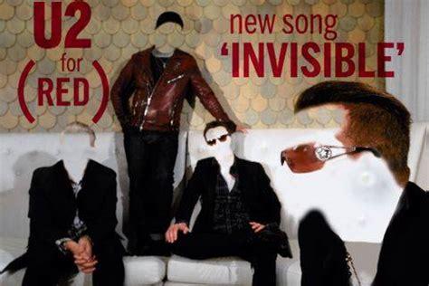 testo invisible u2 invisible degli u2 232 la canzone pi 249 introvabile sulla