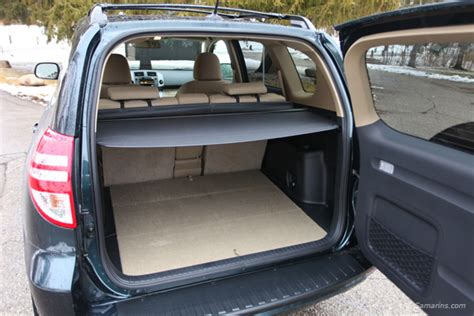 Toyota Rav4 Cargo Space Rav4 Cargo Dimensions Autos Post