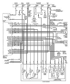 1997 chevrolet s10 sonoma wiring diagram and electrical system schematics