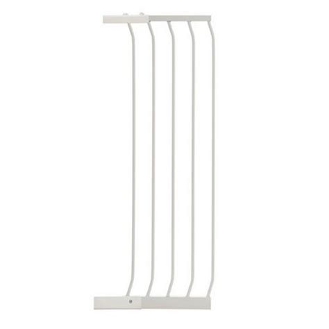dreambaby extra tall swing close gate dreambaby extra tall swing closed stair gate white