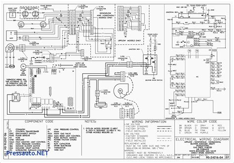 typical gas furnace wiring diagram www k